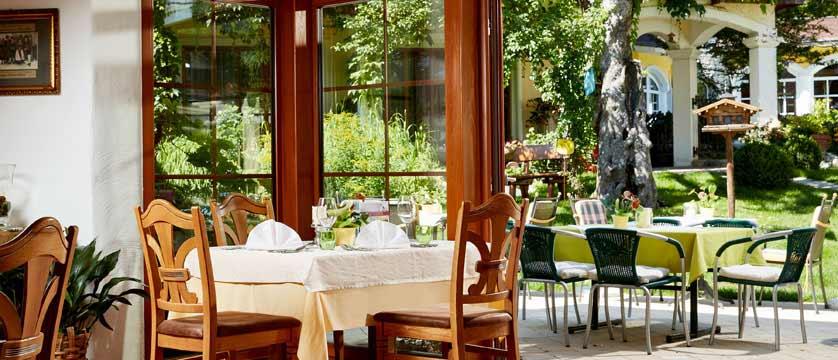 Romantik Hotel, Zell am See, Austria -  Sun terrace.jpg